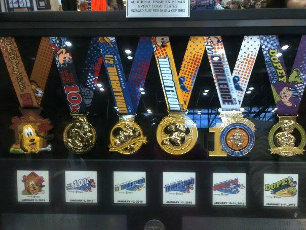 Las medallas para valientes