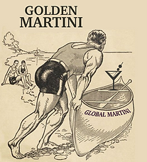 A modern tastemaker for the sophisticated  - yet casual -  cocktail lifestyle.  An adventure is always on the horizon with GLOBAL MARTINI.