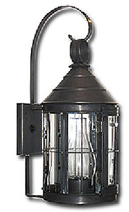 Six Sided Round Lantern