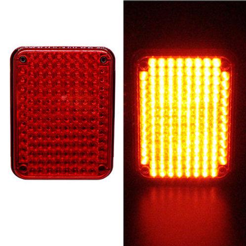 LED パトライト 回転灯 ミニユニットタイプ【レッド】
