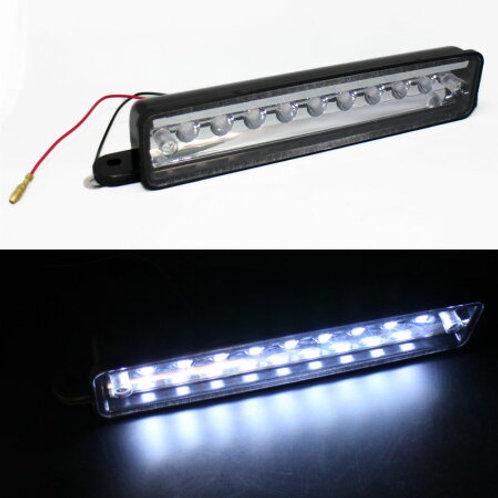 スズキ・ジムニー用 LEDナンバー灯 ライセンスユニット JA11/JA12/JA22/JA71/SJ30/JB23 9LEDで明るいホワイト光!