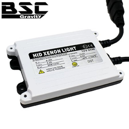 HID 薄型デジタルバラスト G-slim 12V 55W 1個