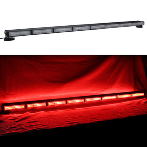 全長127.5cm LED 回転灯 パトライト バータイプ 赤