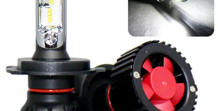 LEDヘッドライト『T8』【H4】 12v/24v 6500K 8000lm