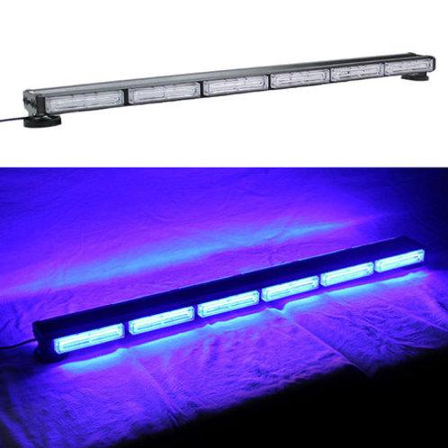 全長96cm LED 回転灯 パトライト バータイプ 青