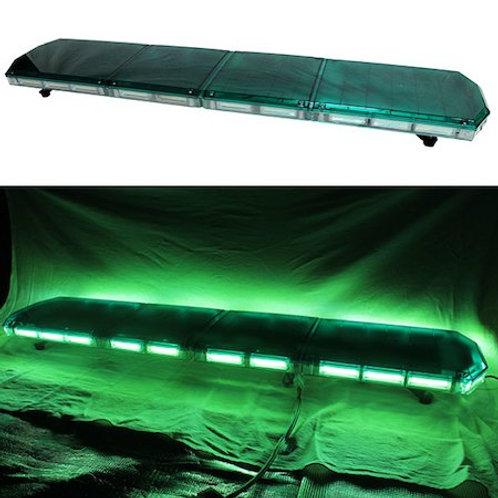 全長150cm LED 回転灯 パトライト ラウンドタイプ【グリーン】
