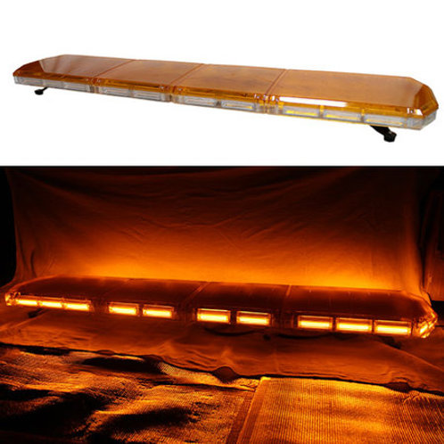 全長150cm LED 回転灯 パトライト ラウンドタイプ【アンバー】