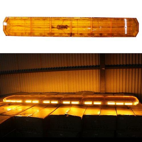 全長210cm LED 回転灯 パトライト ラウンドタイプ【アンバー】
