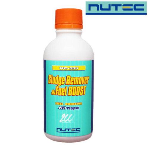 NUTEC ニューテック NC-221 250ml フューエルシステムクリーンナップ& パワーアップ添加剤