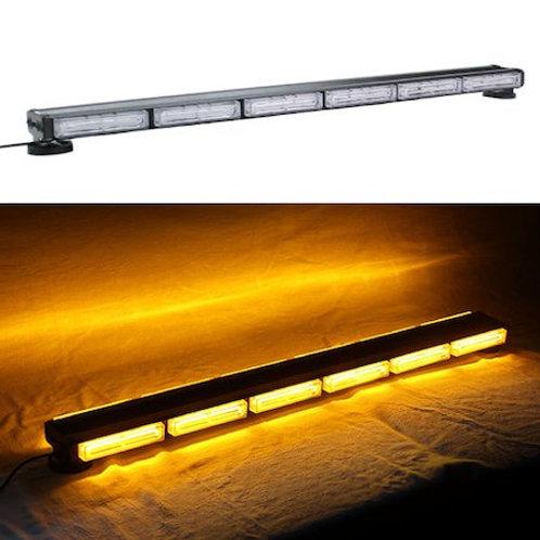 全長96cm LED 回転灯 パトライト バータイプ アンバー