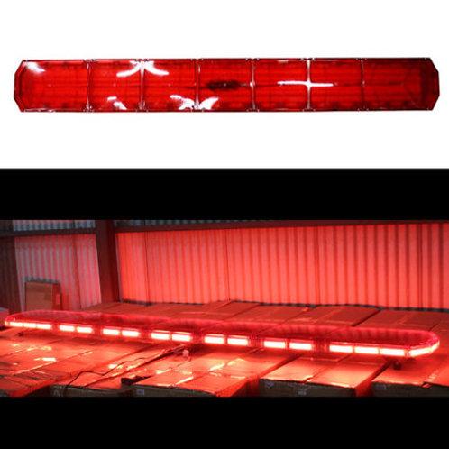 全長240cm LED パトライト ラウンドタイプ【レッド】