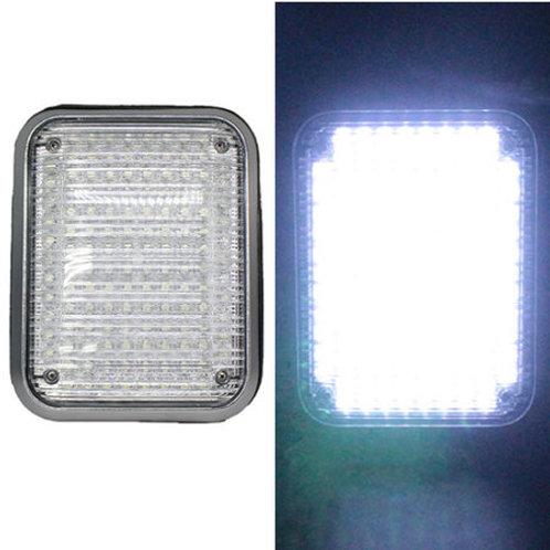 LED パトライト 回転灯 ミニユニットタイプ【ホワイト】