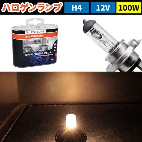 ハロゲンランプ H4/12V/100W