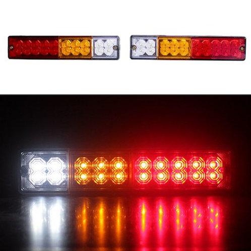 汎用 LEDミニテールランプ カラーレンズタイプ