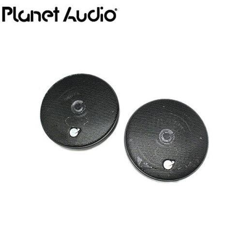 Planet Audio TQ422 2way 4インチ(10.2cm)スピーカー アメリカ直輸入品 USA 日本未発売