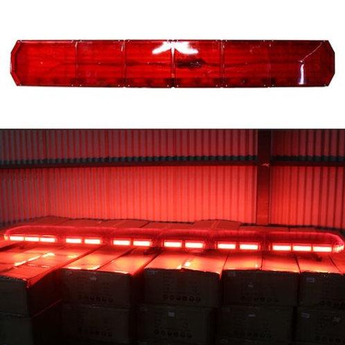 全長210cm LED パトライト ラウンドタイプ【レッド】