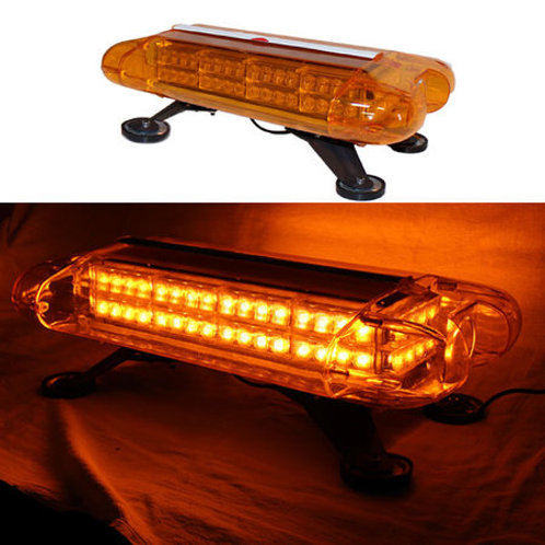 LED 回転灯 パトライト ユニットタイプ【アンバー】