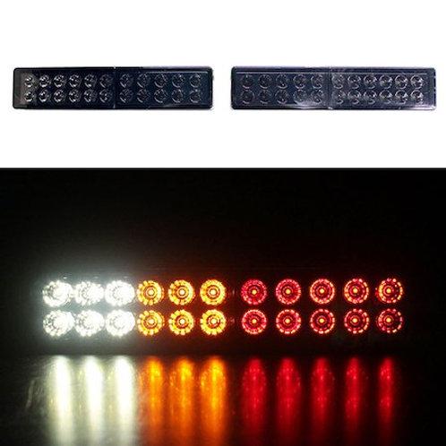 汎用 LEDミニテールランプ スモークレンズタイプ