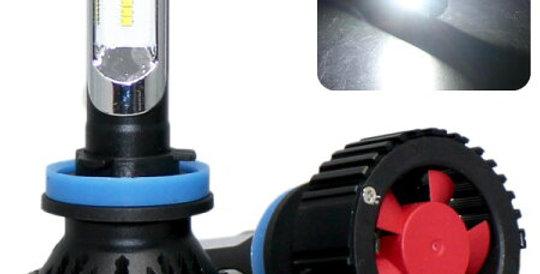 LEDヘッドライト『T8』【H8】