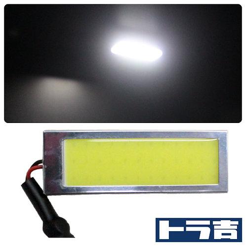 トラ吉 LEDルームランプ COBタイプ ホワイト 62×22