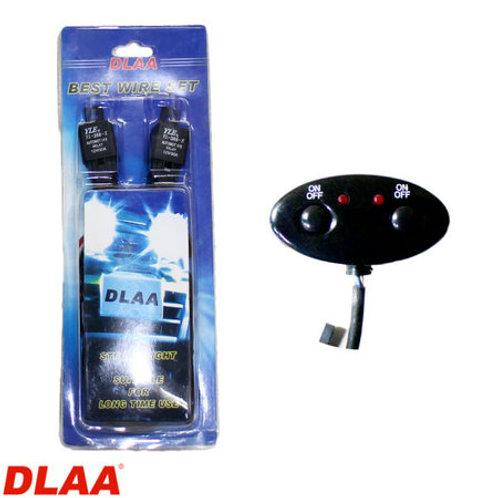 DLAA LA24T DLAA製フォグランプ専用 リレー配線キット