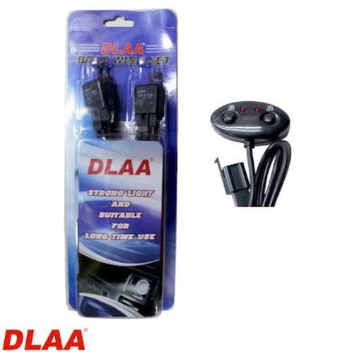 DLAA LA26T DLAA製フォグランプ専用 リレー配線キット