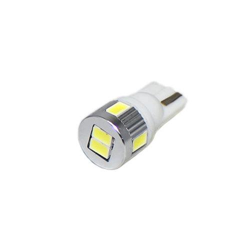 LED T10 6SMD 5630 ホワイト 1個