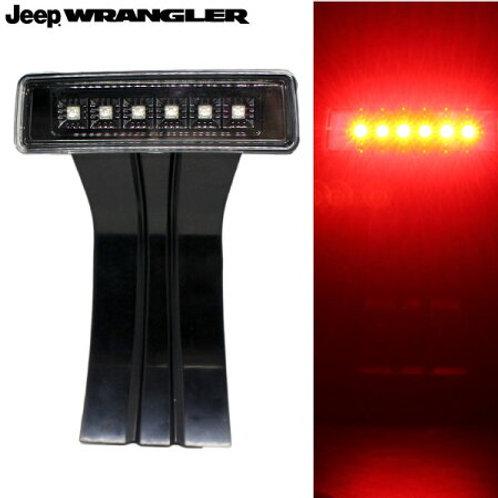 ジープ・ラングラー JK用 LED ハイマウントランプ ブラックタイプ