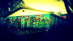 Street Art in the suburbs of Vienna