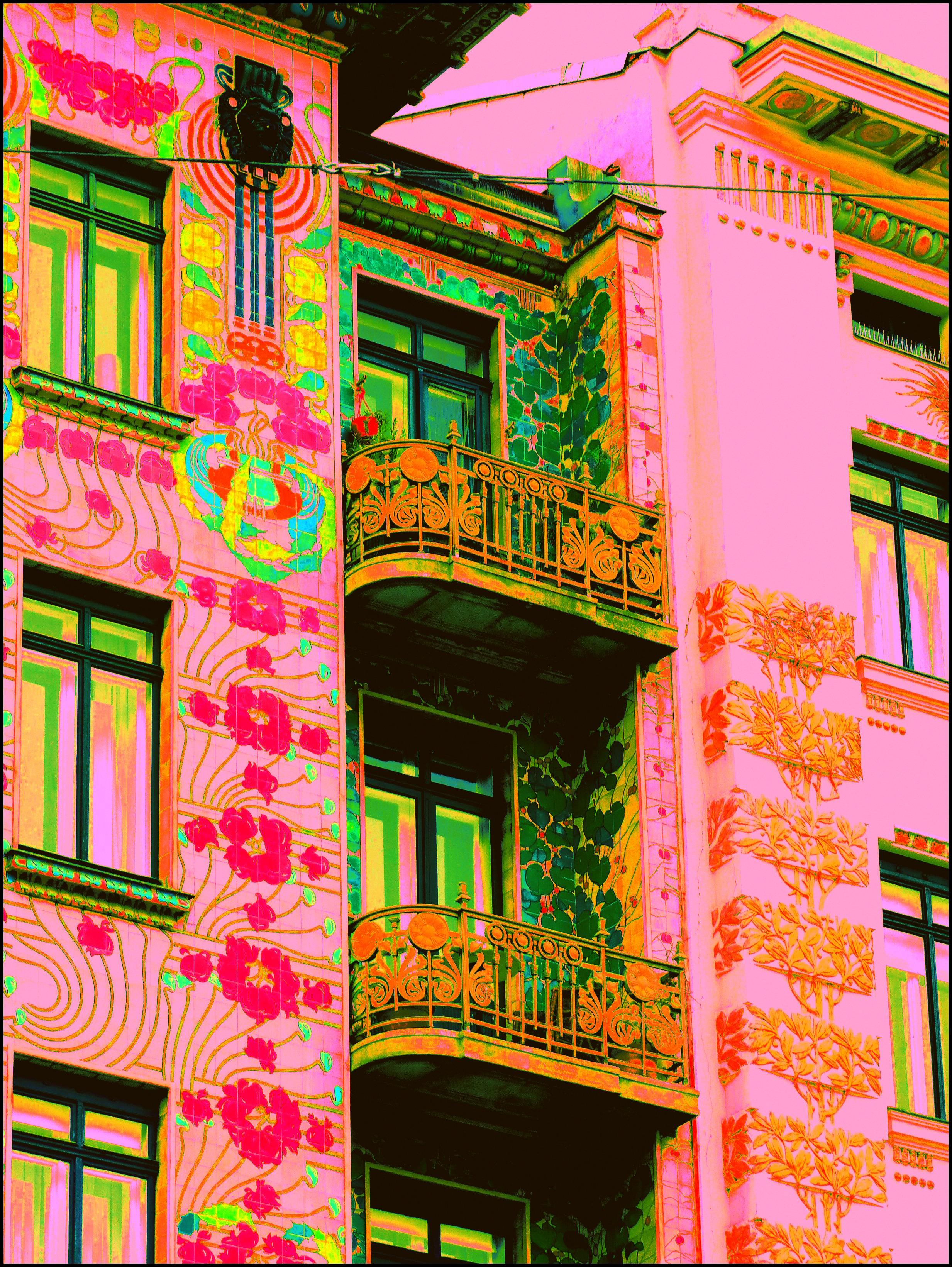 Pink Viennese