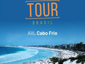 Chegamos a Cabo Frio para apresentar a nova versão do Up-Tracks!