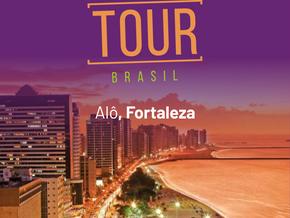 Chegamos a Fortaleza para apresentar a nova versão do Up-Tracks