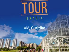 Chegamos a Curitiba para apresentar a nova versão do Up-Tracks!