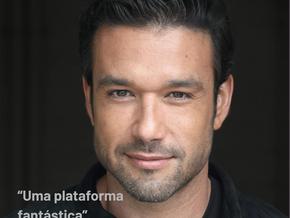 """Sérgio Marone - """"Uma plataforma fantástica!"""""""