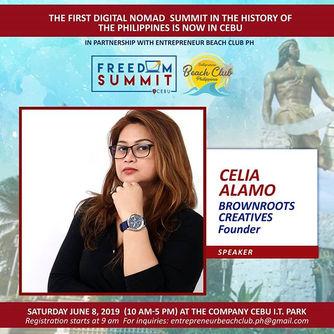 Freedom Summit Cebu June 8, 2019 The Com