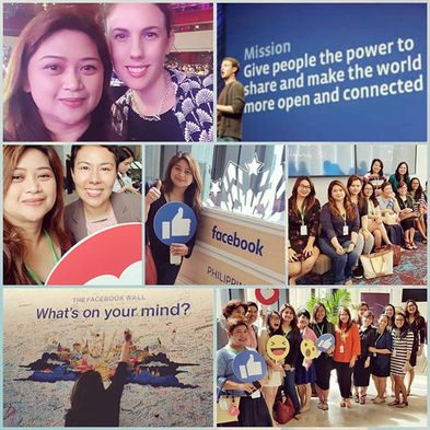 With Facebook Philippines