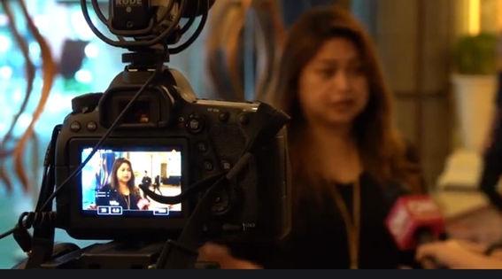 CNN Interview for Speak in Manila