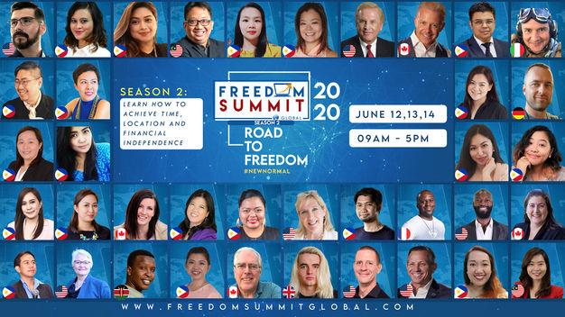 Freedom Summit Global Speakers