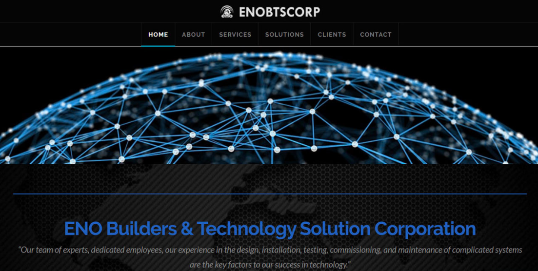 EnoBTC web by RSJ