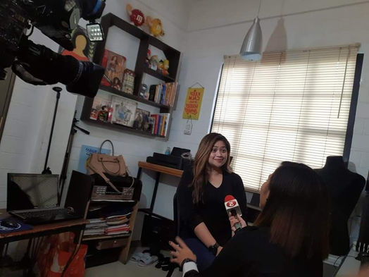 Feature Interview for One News and TV5