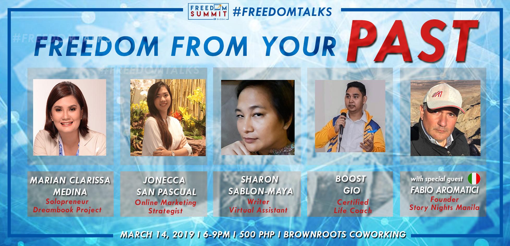 FREEDOM WEEK 2 WITH SPEAKER HEADSHOTS