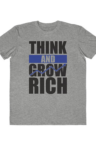 LT Think and Grow Rich Men's Lightweight Tee