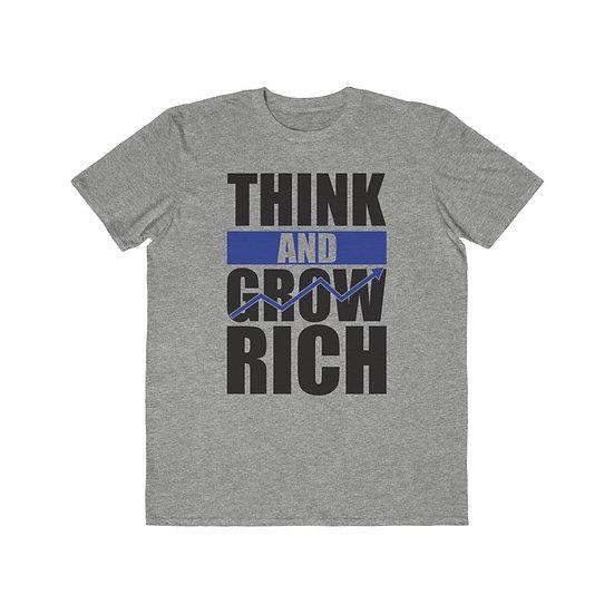 LT Think and Grow Rich Men's Lightweight Tee