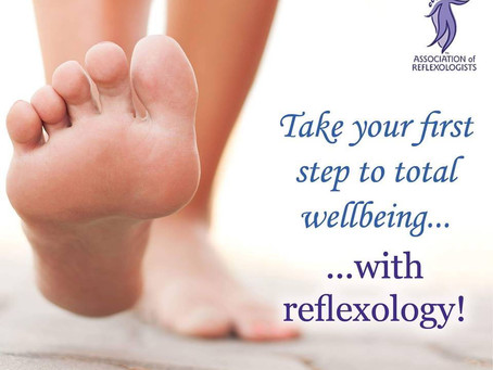Reflexology …more than a foot rub?  Most definitely!
