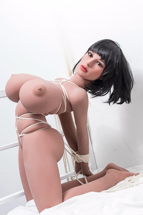 """4'8"""" (148cm) Slutty Bondage BDSM Big Tits Sex Doll: Madelyn"""