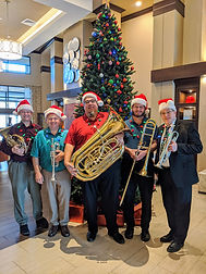 Nathan Mitchell, French horn private lessons Sonoran Brass Quintet holiday.jpg