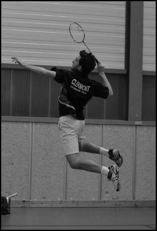 CUC badminton - Clermont-Ferrand - Club de sport, Stade  Spg