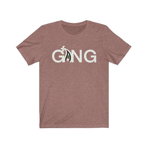 Gang Gang Short Sleeve Tee