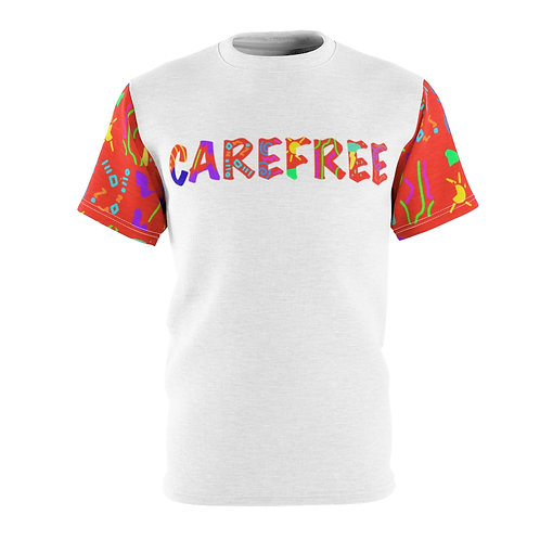 Carefree Abstract Tee