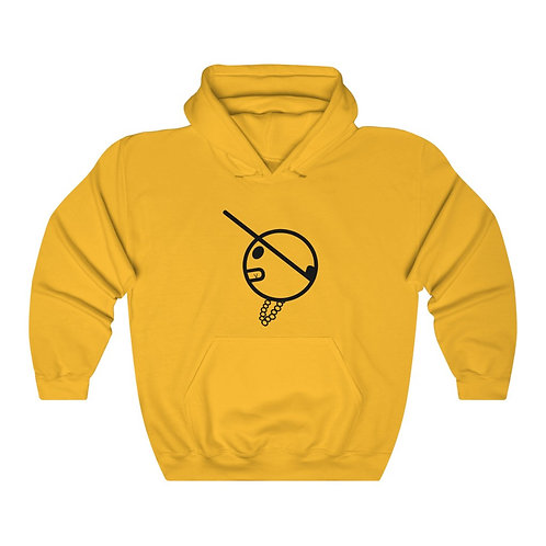 Carefree Trapboys Logo Outline Hoody